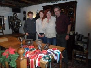 the chadwick team and winnings