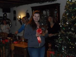 winner at awards rides haflinger